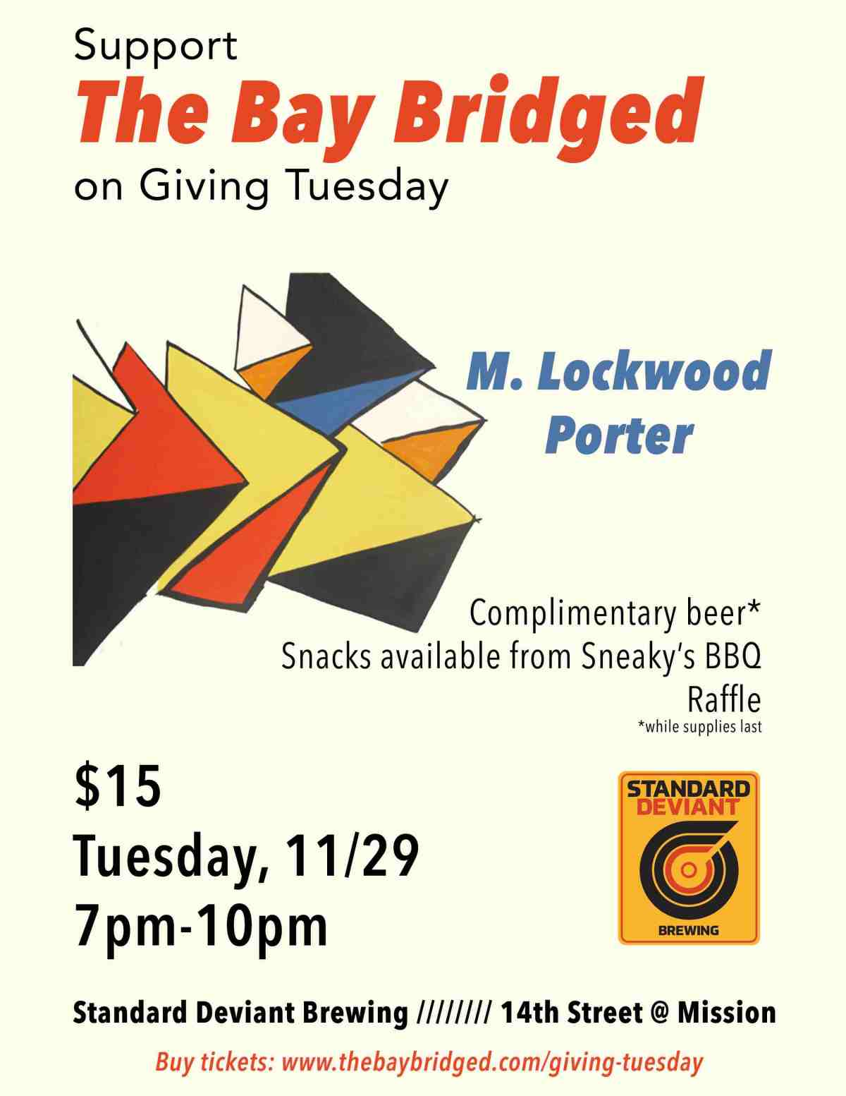 Giving Tuesday poster final