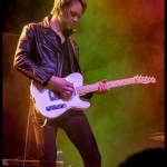 Warbly Jets at The Fillmore, by Patric Carver