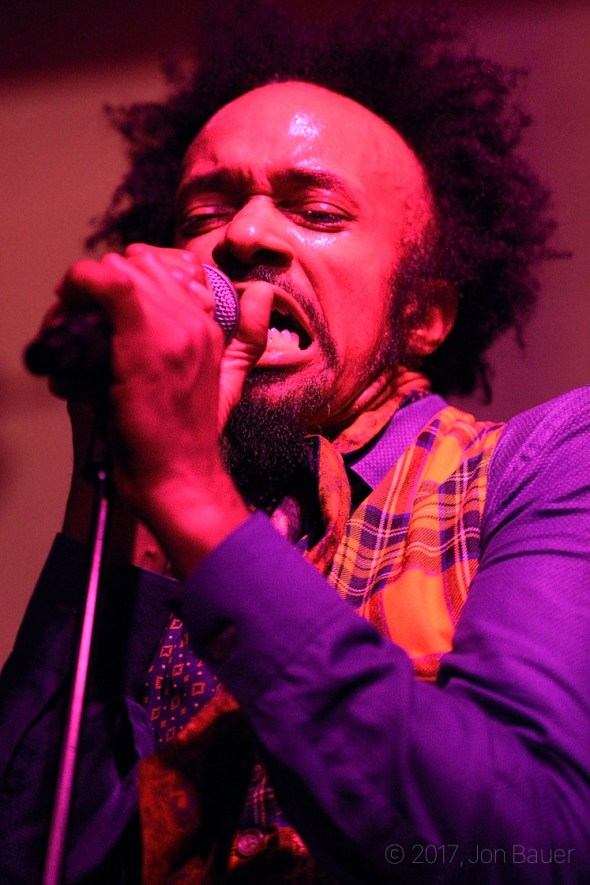 Fantastic Negrito at the New Parish, by Jon Bauer