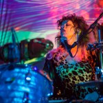 Deap Vally at The Chapel for Noise Pop 2017, by Jon Ching-