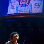 Crying at the Great American Music Hall for Noise Pop 2017, by Jon Ching
