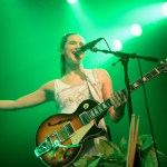 Sofi Tukker at The Independent, by Jon Bauer