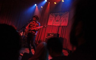 Diet Cig at the Brick & Mortar Music Hall for Noise Pop 2017, by Bailey Greenwood