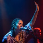 Elsa Y Elmar at the Rickshaw Stop for Noise Pop 2017 by Ian Young