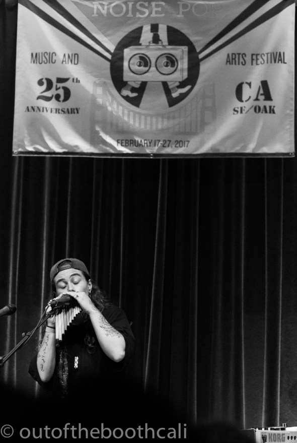 Tash Sultana at the Swedish American Hall, by Ria Burman
