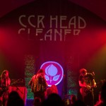 CCR Headcleaner at the Chapel, by Kristin Cofer