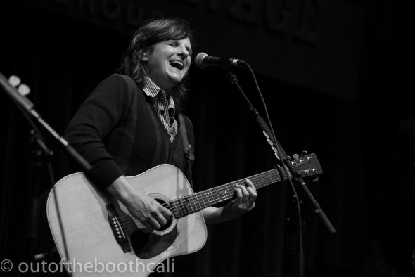 Indigo Girls at Freight and Salvage, by Ria Burman