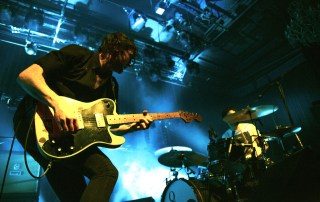 Japandroids at the Fillmore, by Estefany Gonzalez