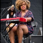 Jessica Childress at BottleRock Napa 2017, by Patric Carver
