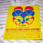 UnderCover Presents Sgt. Pepper's Lonely Hearts Club Band at Zoo Labs, by Jon Bauer