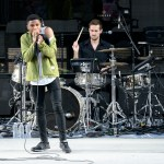 Gallant at The Greek Theatre, by Jon Bauer
