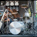 Williams Sonoma Culinary Stage at BottleRock Napa 2017, by Patric Carver