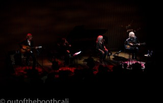 Rosanne Cash, Emmylou Harris & Lucinda Williams at SFJAZZ, by Ria Burman