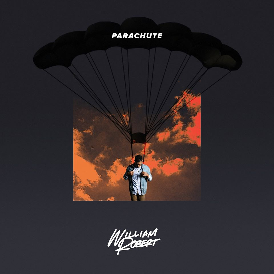 William Robert - Parachute artwork
