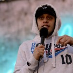 Goddamn Comedy Jam - Pete Davidson at Colossal Clusterfest 2017, by Jon Bauer