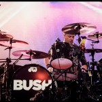 Bush at The Warfield, by Patric Carver
