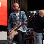 Cold War Kids at Live 105's BFD, by Estefany Gonzalez