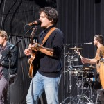 Milky Chance at Live 105's BFD, by Estefany Gonzalez