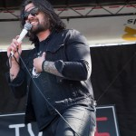 Taking Back Sunday at Live 105's BFD, by Estefany Gonzalez