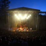 Todd Terje & The Olsens at the Greek Theatre, by Jon Bauer
