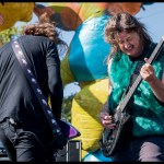Redd Kross at Burger Boogaloo 2017, by Patric Carver