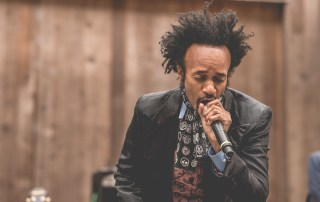Fantastic Negrito at Stern Grove Festival, by Robert Alleyne