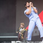 Young the Giant at Outside Lands 2017, by Martin Lacey