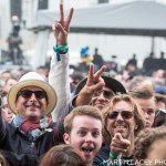 Crowd at Outside Lands Music Festival 2017, by Martin Lacey