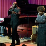 Ray Charles Tribute - The Dynamic Miss Faye Carol at SFJAZZ, by Jon Bauer