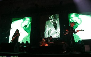 Primus at The Greek Theatre, by Joshua Huver