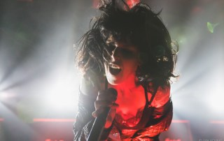 Sleigh Bells at the Independent, by Ian Young