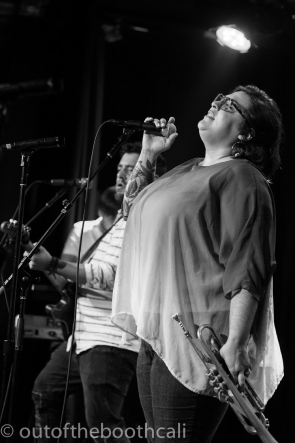 Jennifer Hartswick Band at the Sweetwater Music Hall, by Ria Burman