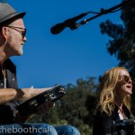 Lampedusa with Patty Griffin at Hardly Strictly Bluegrass 2017, by Ria Burman