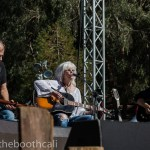 Lampedusa with Steve Earle, Emmylou Harris & Buddy Miller at Hardly Strictly Bluegrass 2017, by Ria Burman
