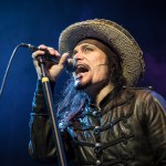 Adam Ant at the Masonic, by Aaron Rubin