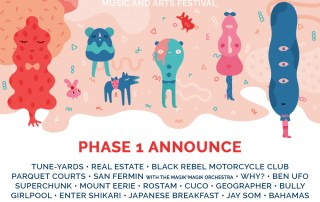 Noise Pop 2018 Phase I