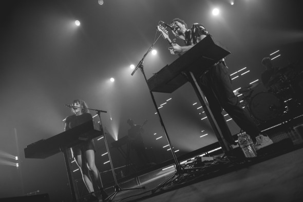 Oh Wonder at the Fox Theater, by Robert Alleyne