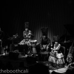 Dakhabrakha at SFJAZZ, by Ria Burman