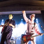 SWMRS play Uncool Halloween at UC Theatre in Berkeley
