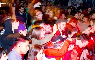 Crowd at Home Sick Fest By Estefany Gonzalez