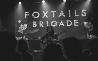 Foxtails Brigade at The Independent, by Robert Alleyne