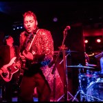 Conan Neutron and the Secret Friends at the Elbo Room, by Patric Carver