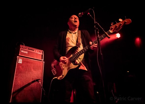 Buffalo Tom at The Independent, by Patric Carver