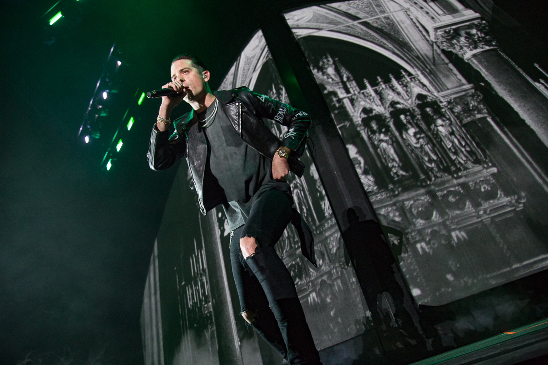 Homecoming: G-Eazy is a Bay Area man through and through