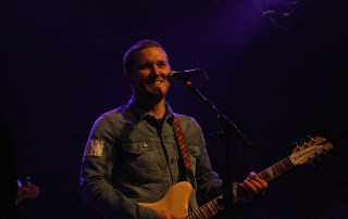 Brian Fallon at The Independent, by Derek Nielsen