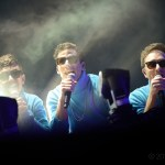 The Lonely Island at Clusterfest 2018, by Jon Bauer