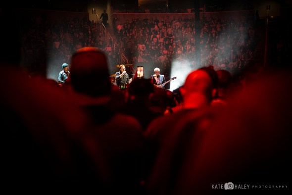 U2 at SAP Center, by Kate Haley