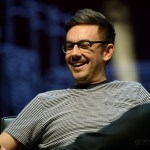 Jorma Taccone in Drunk History at Clusterfest 2018, by Jon Bauer