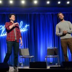 Middleditch and Schwartz at Clusterfest 2018, by Jon Bauer
