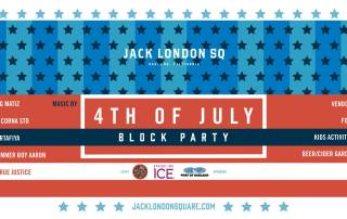 Jack London Square Block Party